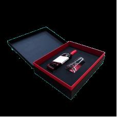 Коробка крышка-дно для подарочного набора алкоголя