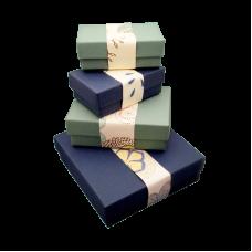 Коробка крышка-дно для текстильной продукции