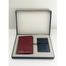 Коробка подарочная для визитницы и портмоне