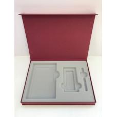 Коробка подарочная для ежедневника, визитницы и ручки