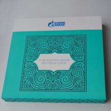 Коробка подарочная с магнитным клапаном
