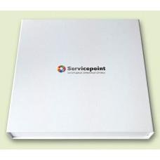 Коробка подарочная с шелкографией