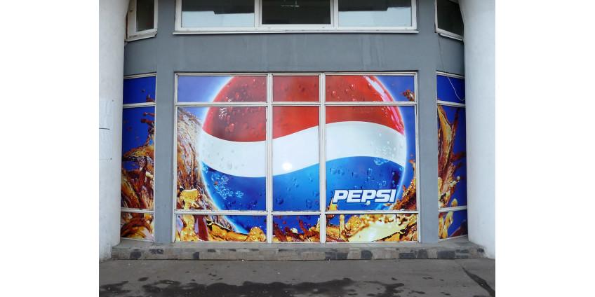 Требование к рекламе на окнах