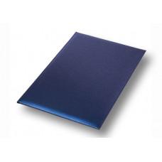 Папка адресная на подпись А4 синяя, кожзаменитель Tango