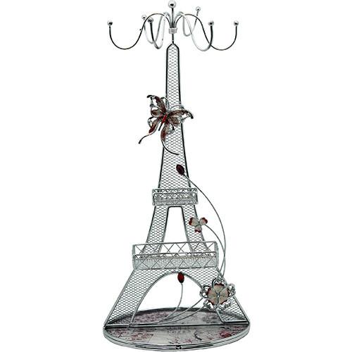 """Подставка для украшений Jardin D'Ete  """"Романтика"""", сталь, стекло, 10 х 16 х 36 см"""
