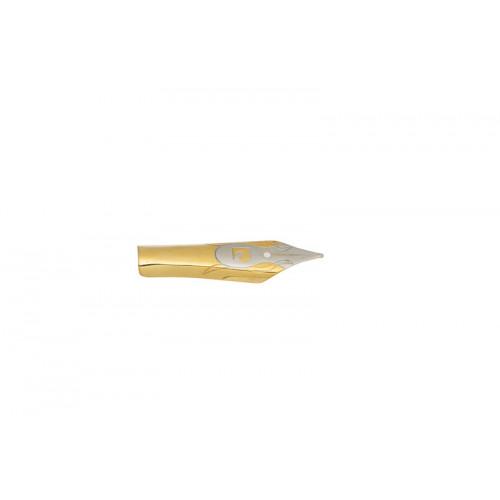 Перо для ручек Pierre Cardin, цвет-  золотистый/серебристый