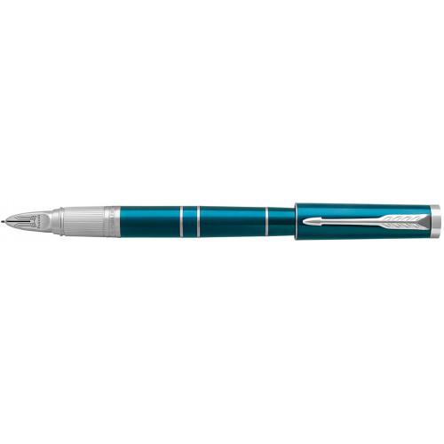 Ручка 5-й пишущий узел Parker Ingenuity Deluxe Green CT
