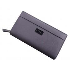 Клатч-кошелёк Cross Melody,  кожа наппа тиснёная, цвет сиреневый, 18 х 10 х 3 см