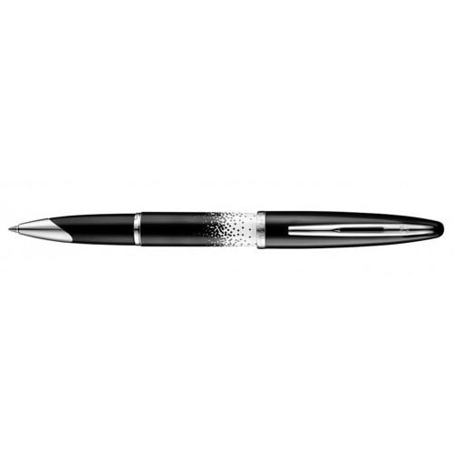 Роллерная ручка Waterman Carene. Детали дизайна - никеле-палладиевое покрытие