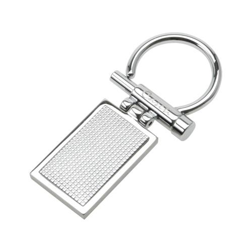 """Брелок """"Caseti"""", сталь с матовым покрытием, 6,3 x 2,6 x 0,4 см"""