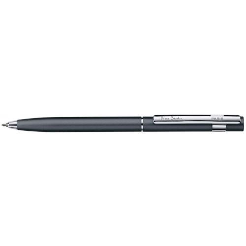Ручка  шариковая Pierre Cardin EASY, цвет - серый. Упаковка Р-1