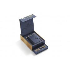 Подарочный набор Waterman: Шариковая ручка Waterman Carene Deluxe Black GT с блокнотом в обложке