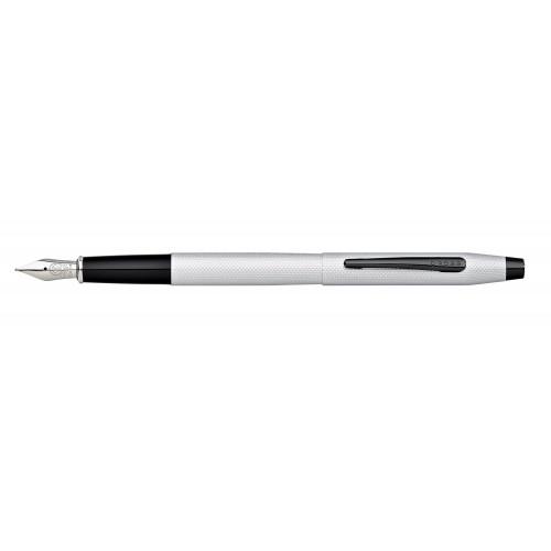 Перьевая ручка Cross Classic Century Brushed Chrome