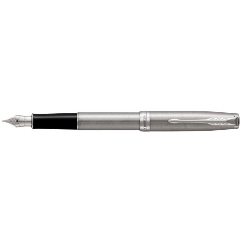 Ручка перьевая Parker ESSENTIAL Sonnet Stainless Steel CT