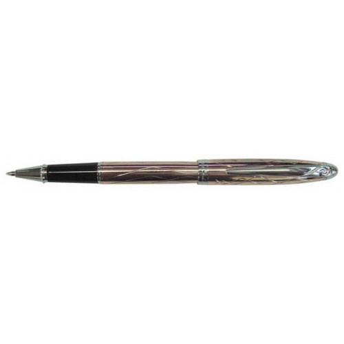 Роллерная ручка Pierre Cardin, LEGEND, орпус и колпачок - латунь с гравировкой, покрытие металл
