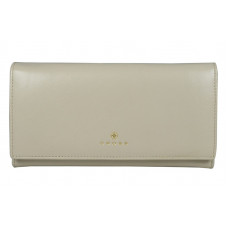 Кошелёк Cross Monaco Ivory, кожа наппа, гладкая, цвет
