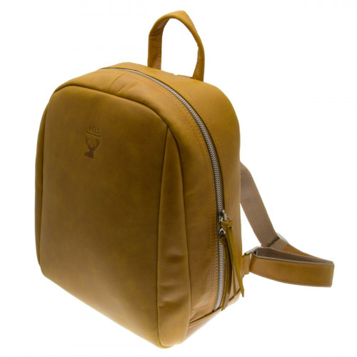 Кожаный рюкзак RELS Spider 84 1385