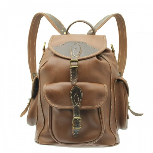 Кожаный рюкзак RELS Avangard 84 0523