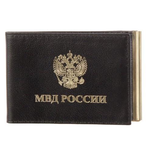 Обложка для удостоверения RELS КУ-4 МВД 72 0874