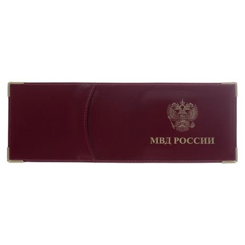 Обложка для удостоверения RELS МВД-К 72 0793