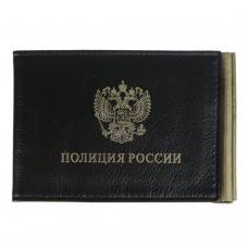 Обложка для удостоверения RELS КУ-4 Полиция 72 0427