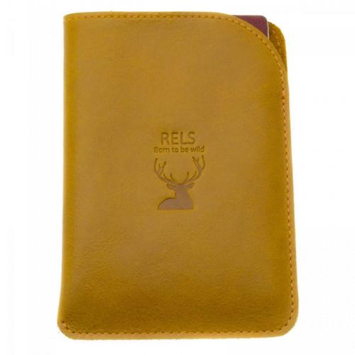 Обложка для паспорта RELS Gamma 72 1118